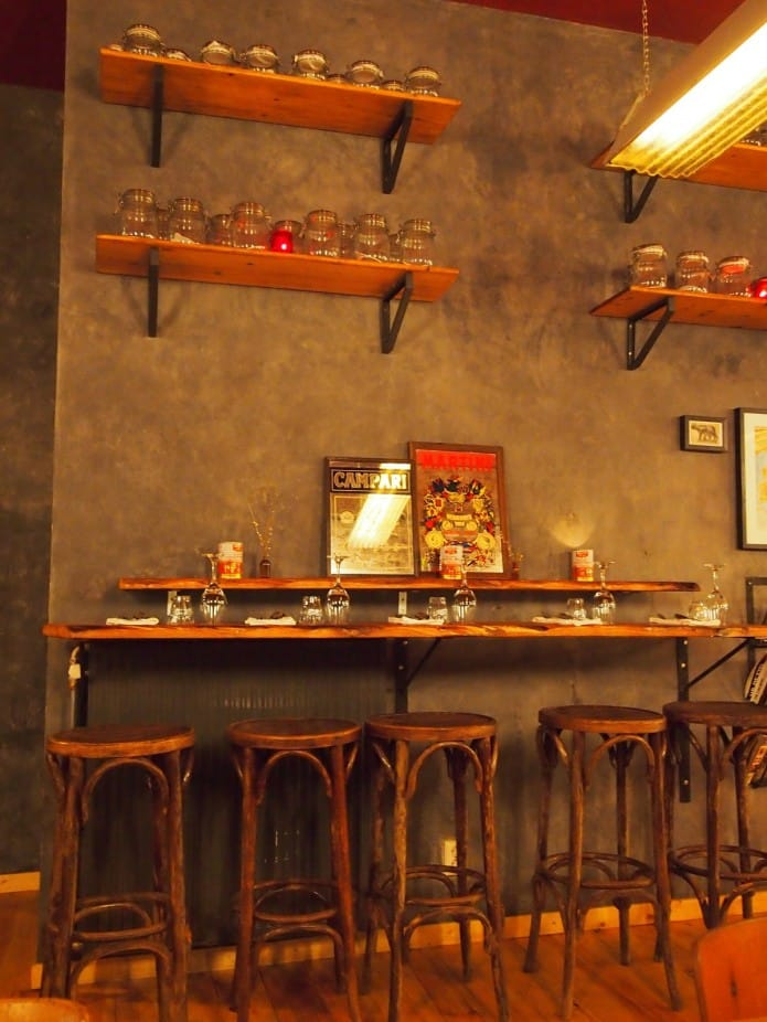 Italiaans restaurant Cantinetta in Amsterdam Oud-West