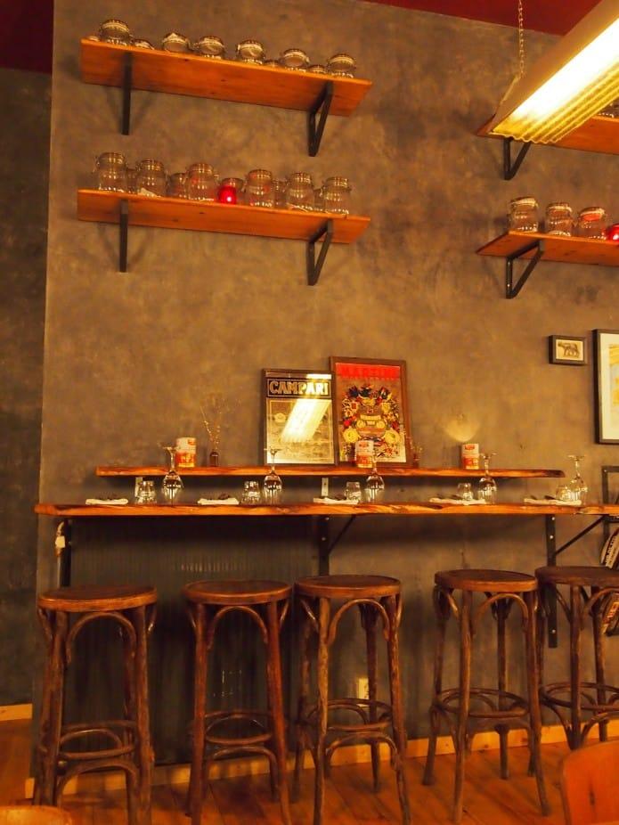 Italiaans restaurant Cantinetta in Amsterdam Oud-West