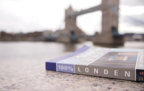 If you're tired of London, you're tired of life!