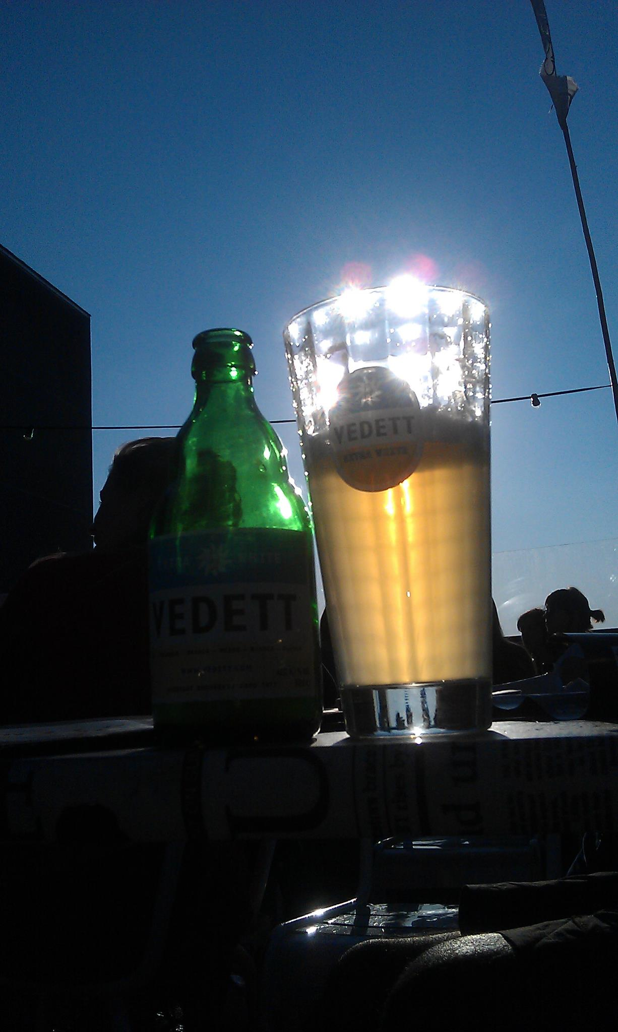 Biertje bij Canvas