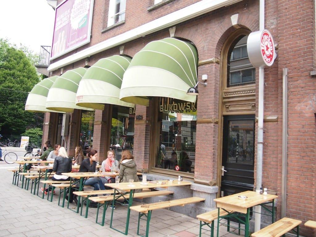 De beste terrassen van amsterdam bysam for Beste shoarma amsterdam oost