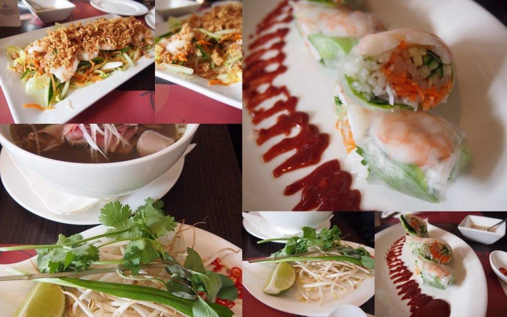 Vietnamees restaurant Saigon Cafe