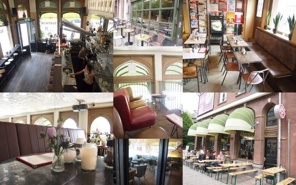 Hotspot in Amsterdam oost Bar Bukowski