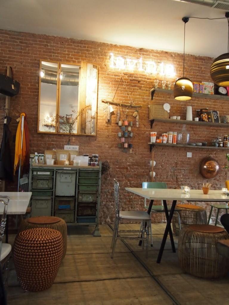 Nieuwe hotspot Lavinia in het centrum van Amsterdam