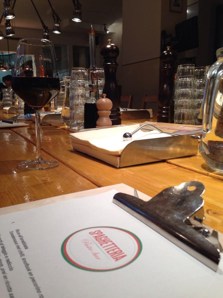 Spaghetteria: Italiaans Restaurant in Amsterdam Oud West