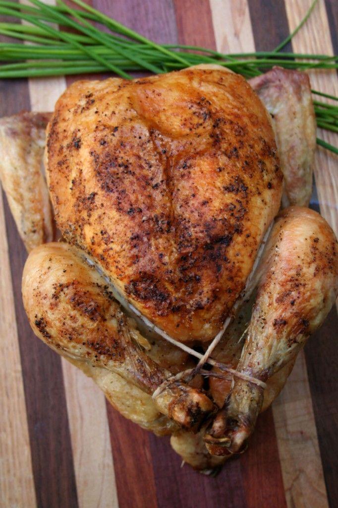 Recept kip gevuld met truffel en pistache