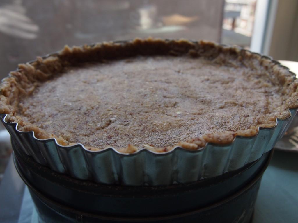 Recept voor glutenvrije en lactosevrij banaan meringuetaart