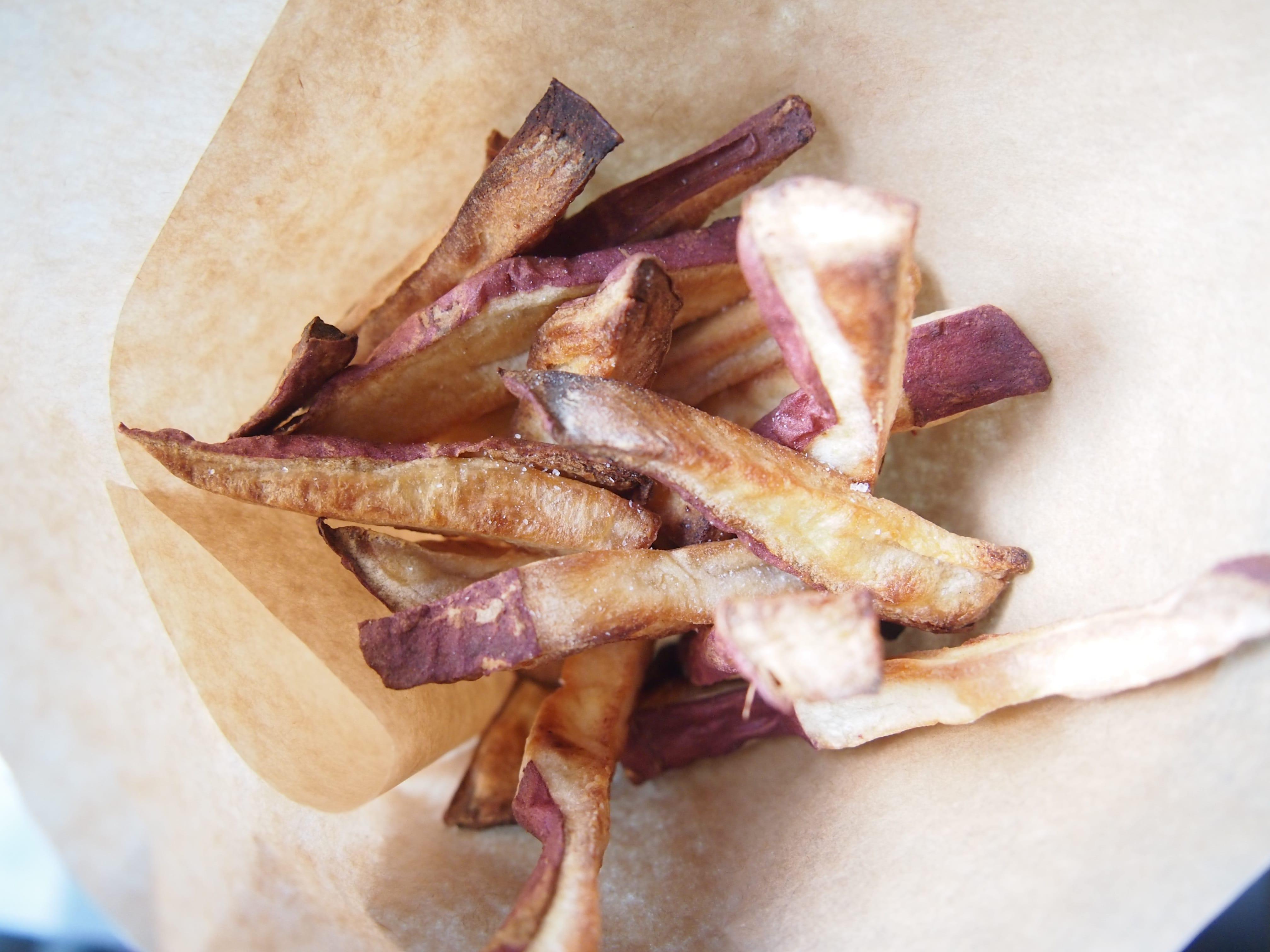 Gezond recept zoete aardappel uit de oven