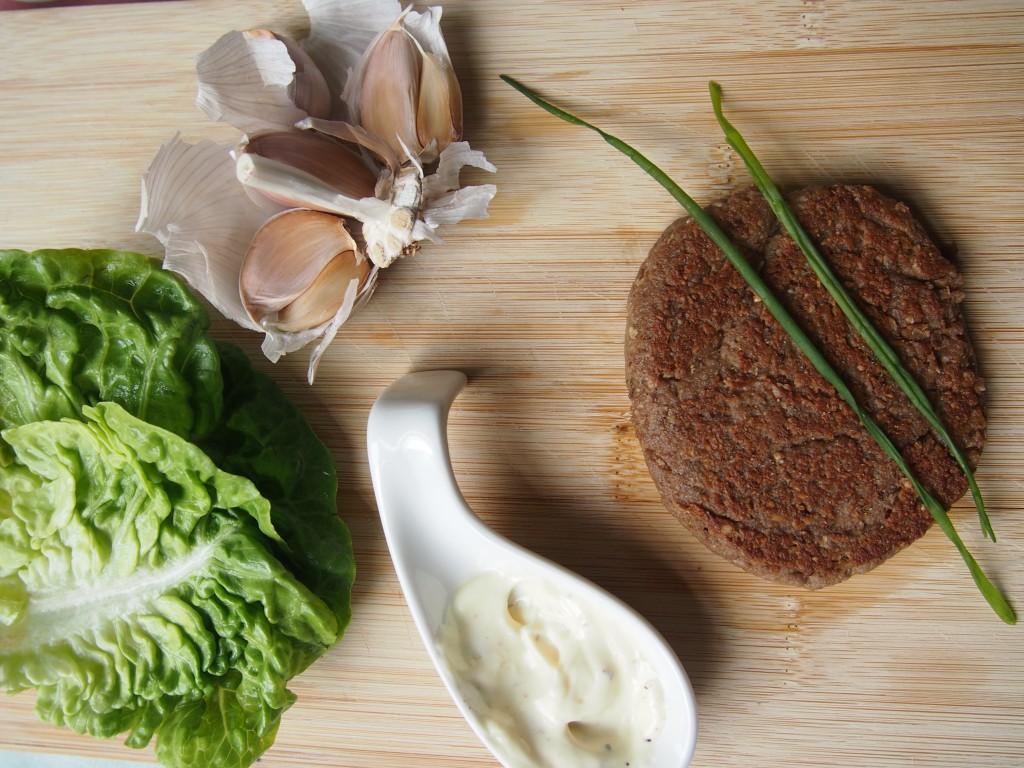 Recept voor paddoburger, een heerlijke vegetarische hamburger