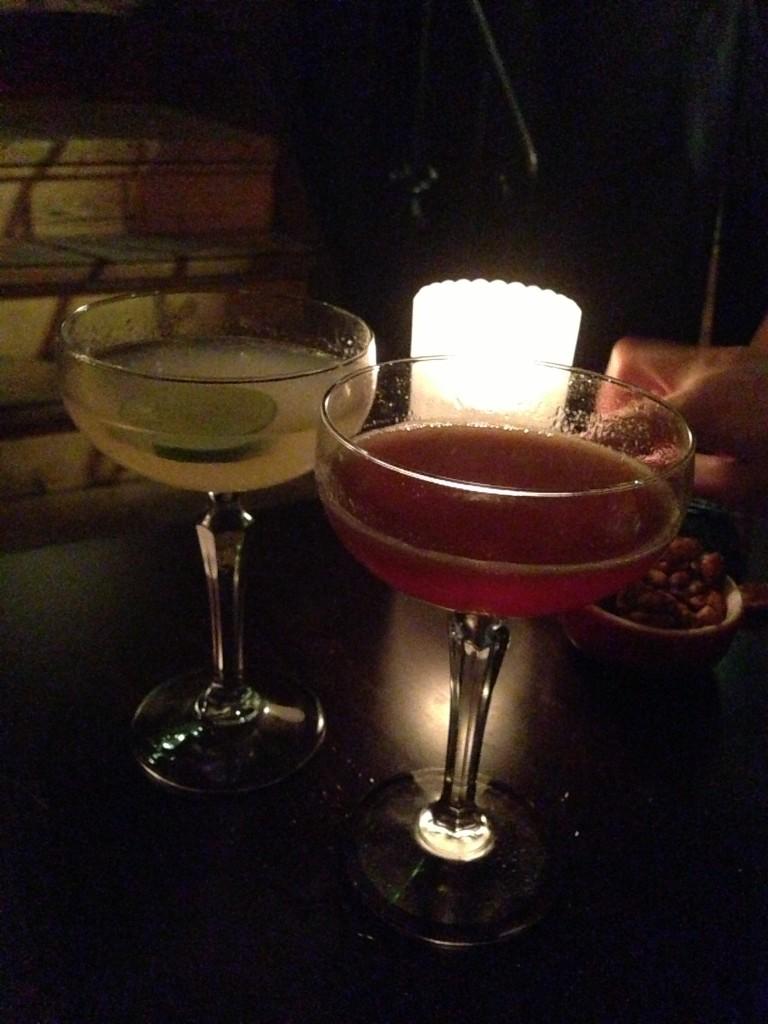 Cocktails bij Tales & Spirit in de Amsterdamse Jordaan