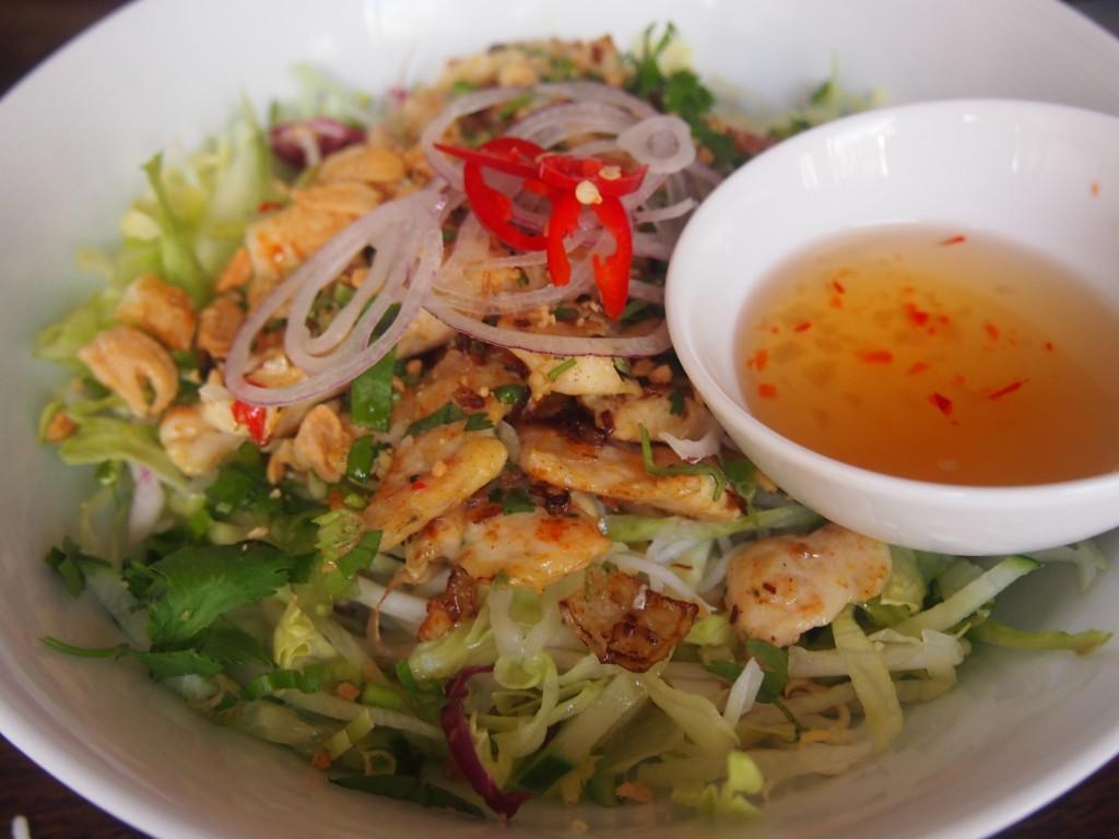 Lekker uit eten bij Vietnamees restaurant Pho 91 op de Albert Cuypstraat in de Pijp Amsterdam