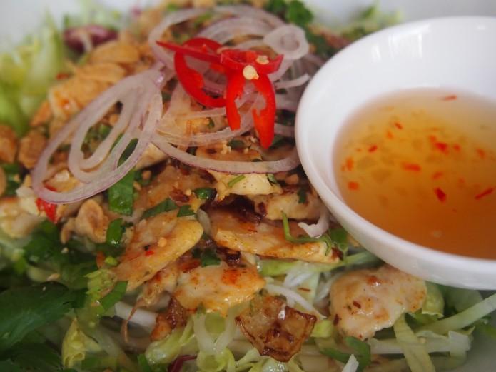 Vietnamees restaurant Pho 91 De Pijp Amsterdam bun