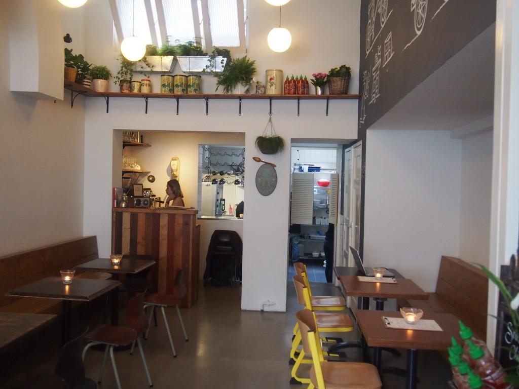 Restaurant in De Pijp Amsterdam Pho 91 Vietnamees eten binnen