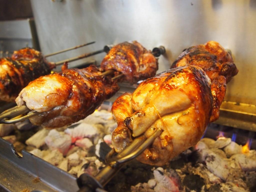 Van 't Spit Amsterdam Oud-West gebraden kip