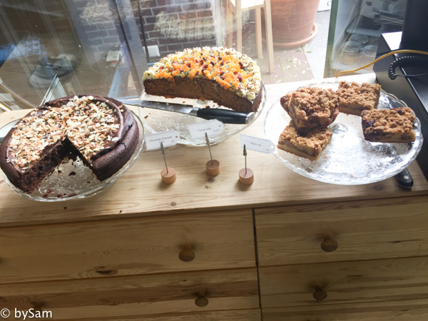 Dignita Hoftuin Amsterdam taart