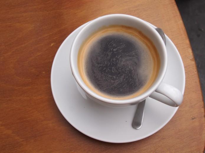 Nieuw koffietentje Back to Black Amsterdam Centrum