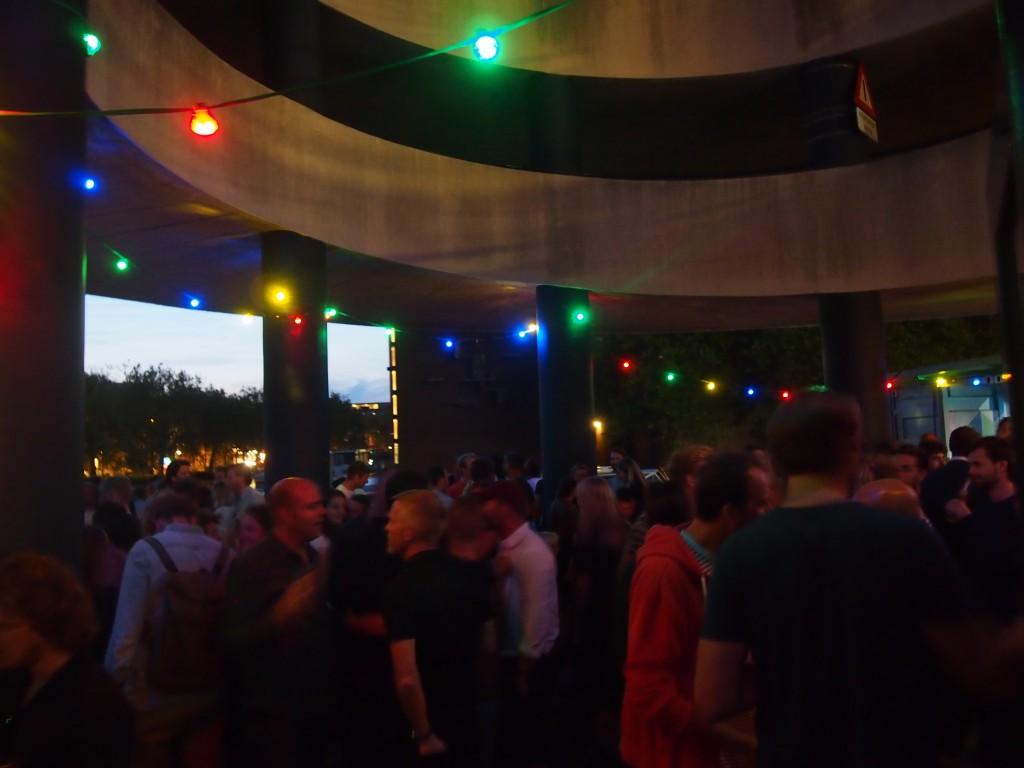Waterkant Amsterdam centrum open 's avonds laat