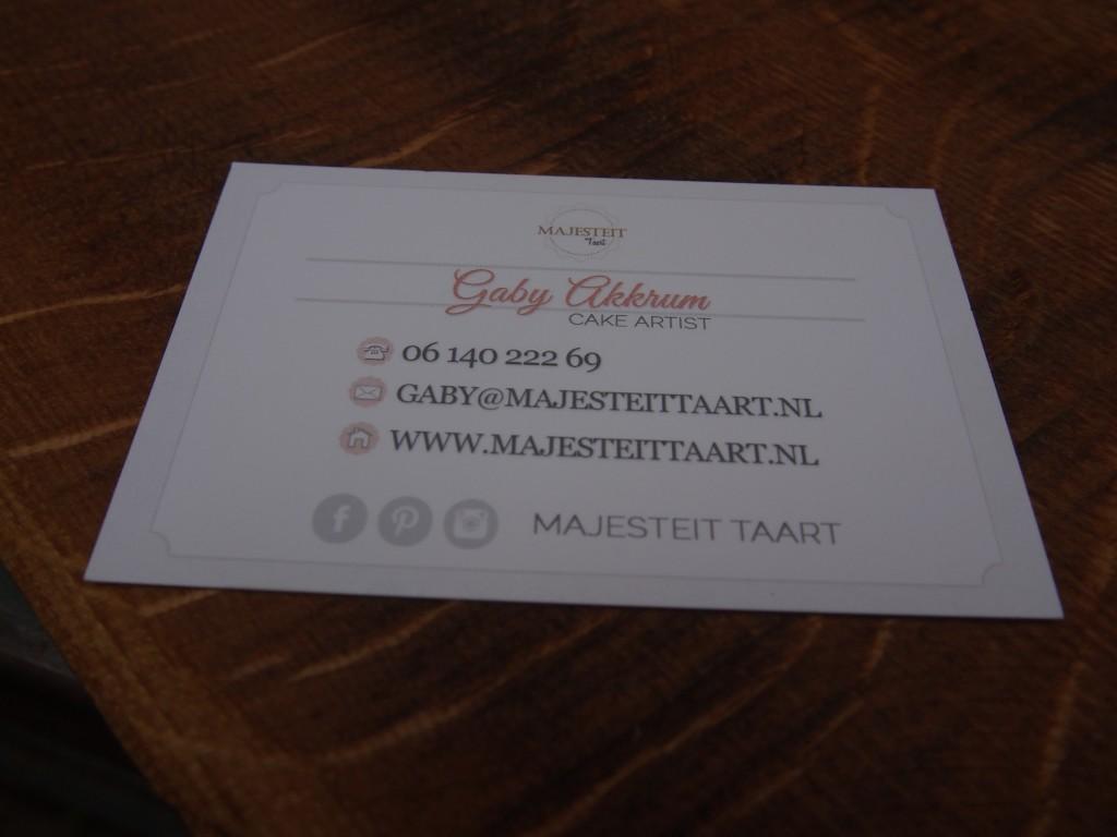 Majesteit Taart Amsterdam contactgegevens