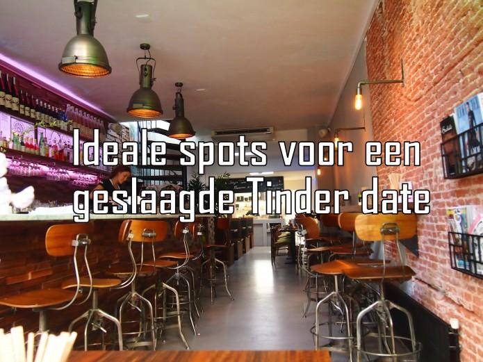 Tinder date locaties Amsterdam