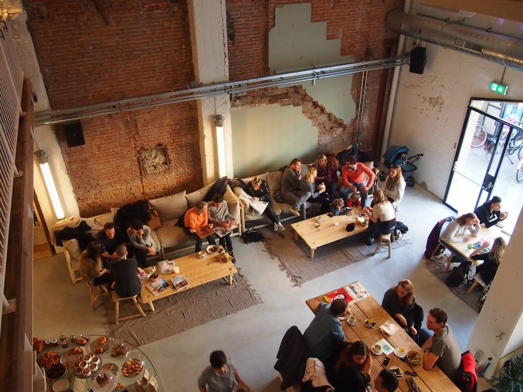 CT Coffee and Coconuts nieuw de Pijp Amsterdam ontbijt lunch koffie