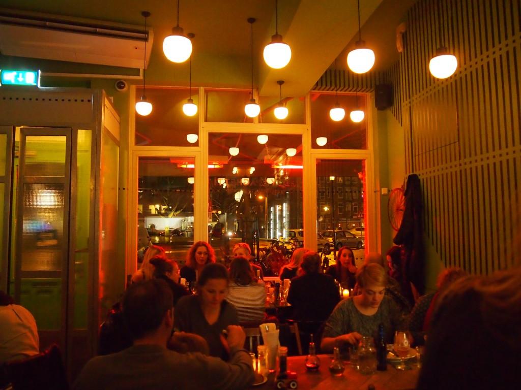 Eddy Spaghetti Amsterdam Krugerplein oost pastarestaurant