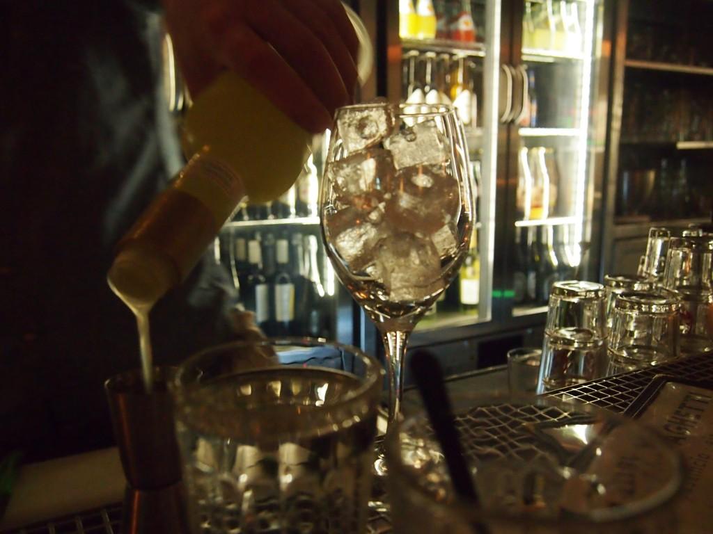Eddy Spaghetti Amsterdam restaurant bar Italiaans