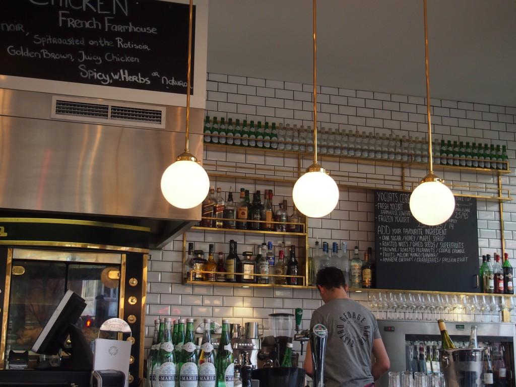 George Bistro Bistro Amsterdam Oud Zuid nieuw restaurant