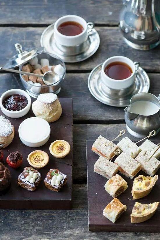 high tea amsterdam