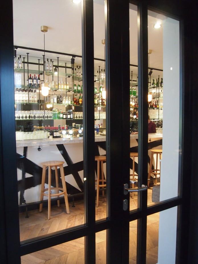 Morgan Mees Amsterdam hotel bar restaurant nieuw Tweede Hugo de Grootstraat