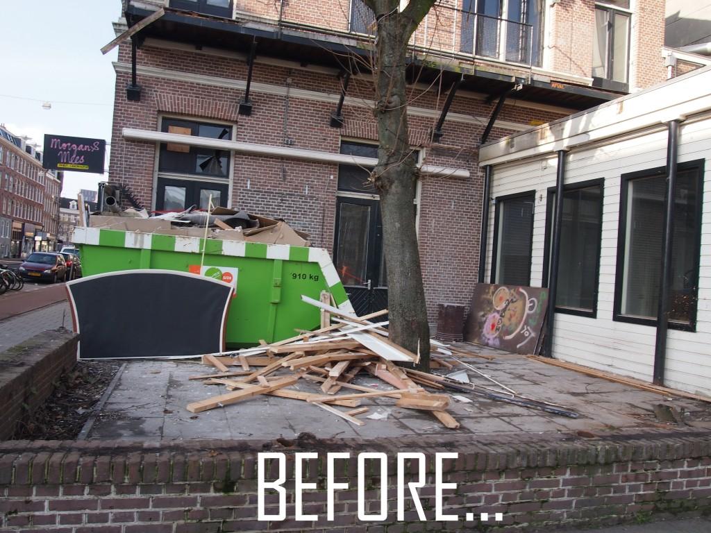 Morgan Mees Amsterdam hotel nieuw centrum