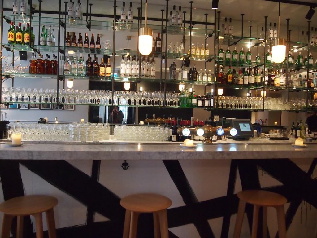 Morgan en Mees Amsterrdam hotel centrum restaurant bar