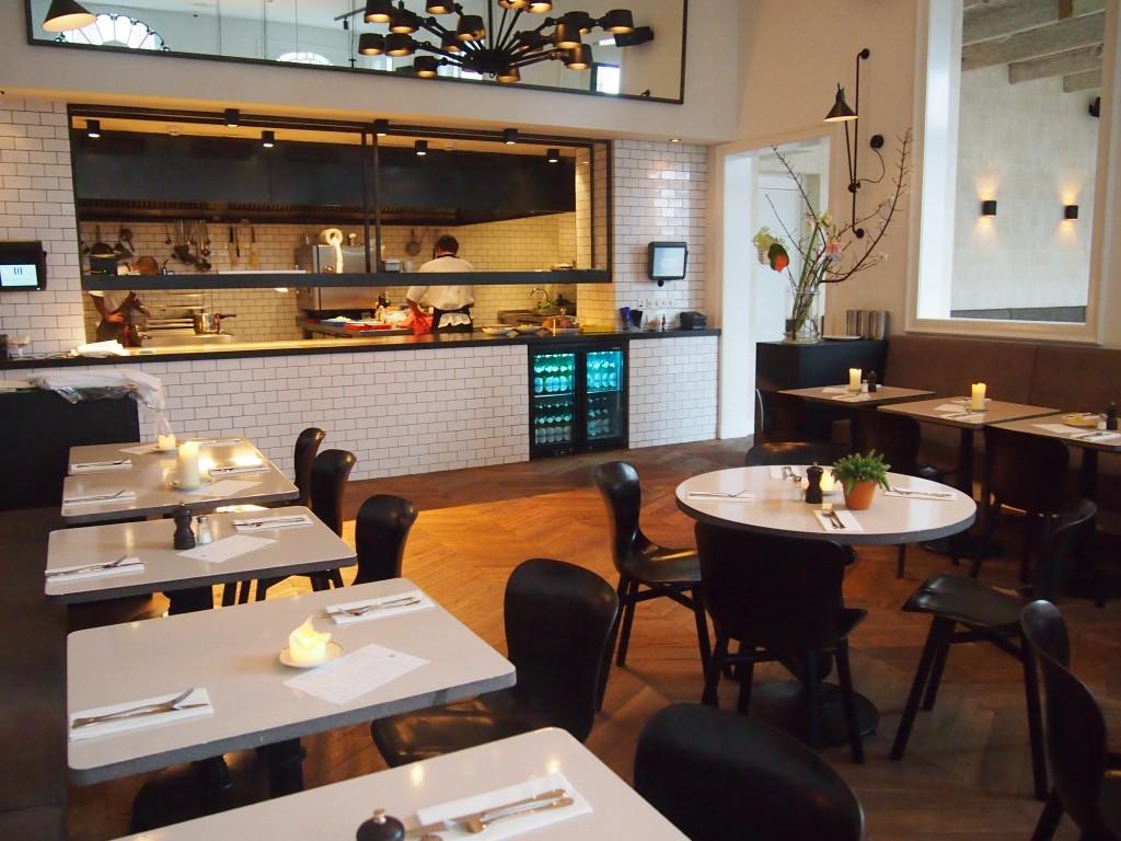 Morgan en Mees hotel Amsterdam centrum restaurant