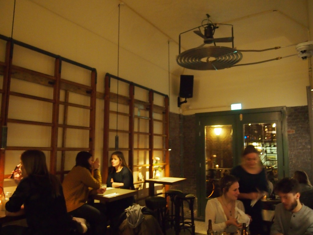 Frits bar burger bier cafe Amsterdam west Baarsjes