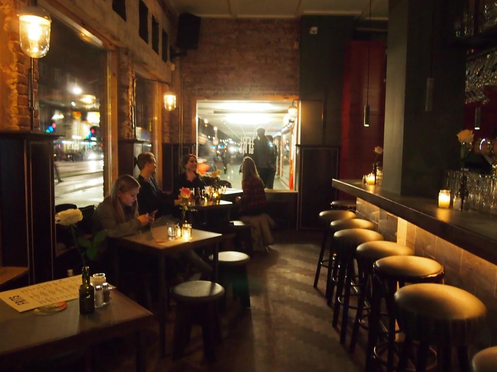 Frits burger bier cafe restaurant bar nieuw Amsterdam west