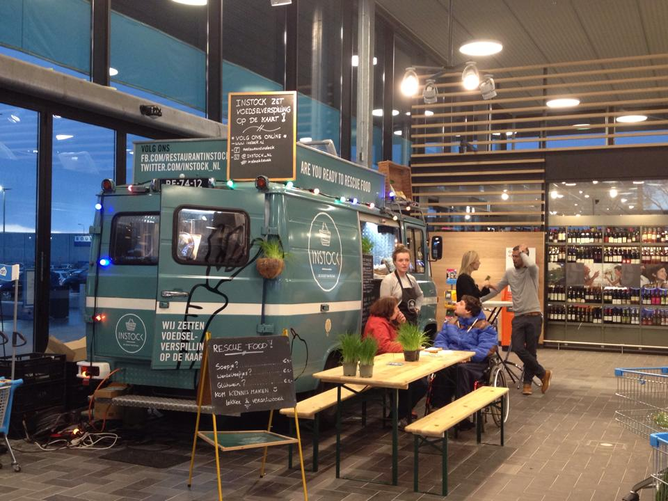 Instock Foodtruck Amsterdam