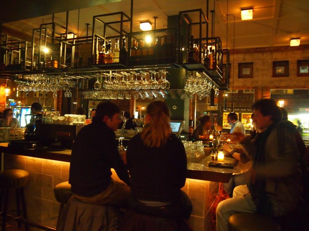 Jan Evertsen Frits burger bier bar Amsterdam west