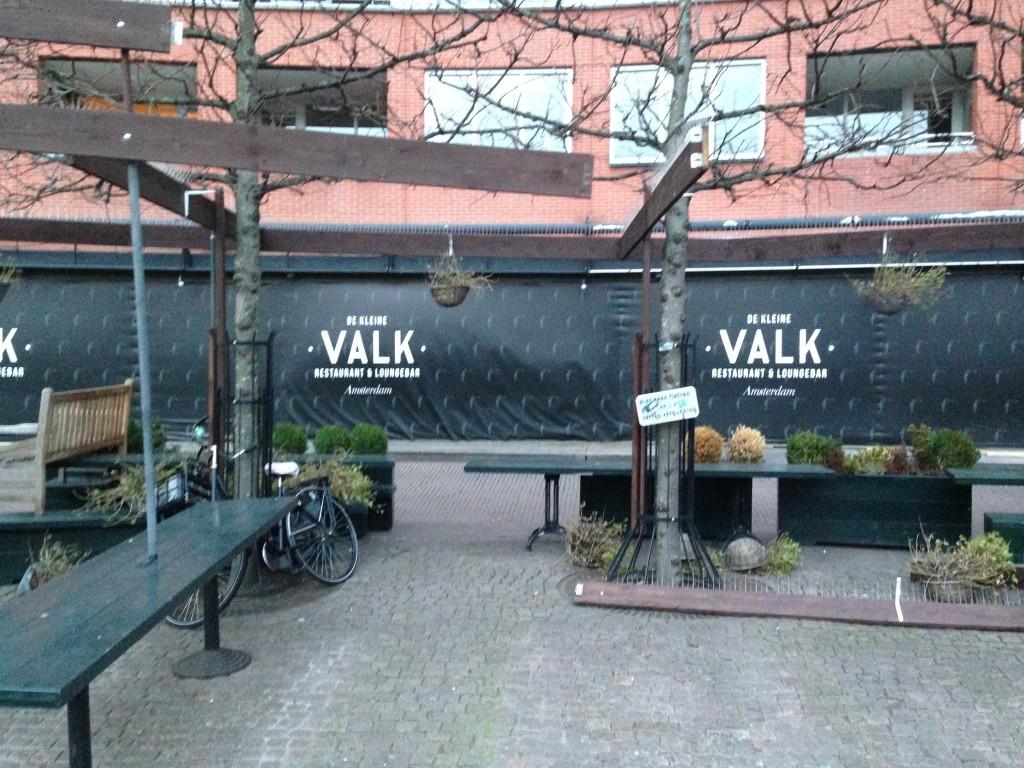 Restaurant Loungebar De Kleine Valk Amsterdam de Pijp
