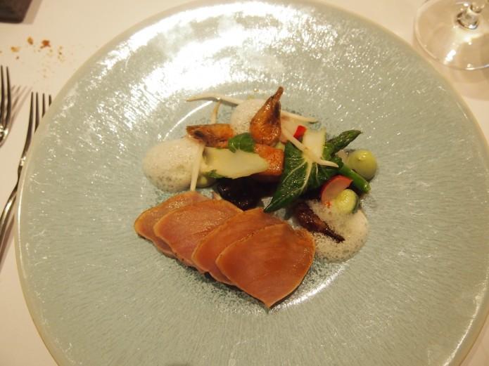 Visrestaurant Vis aan de Schelde rivierenbuurt RAI Amsterdam