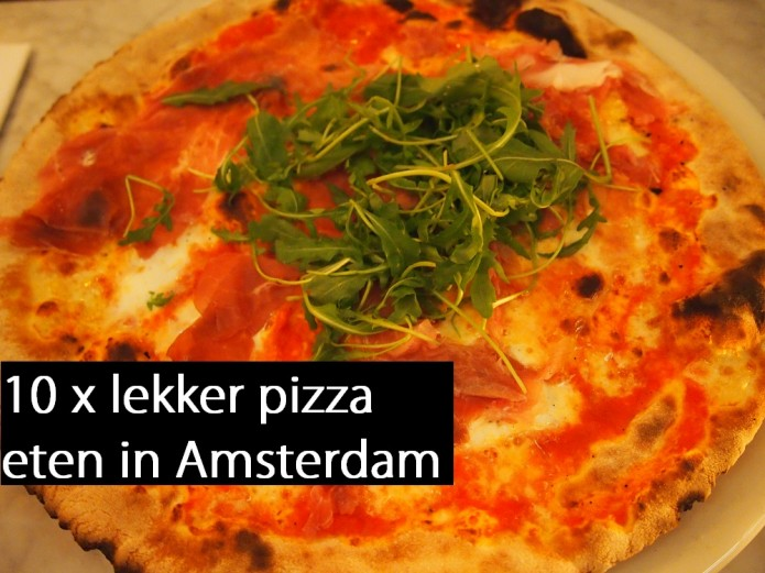 Beste pizza Amsterdam