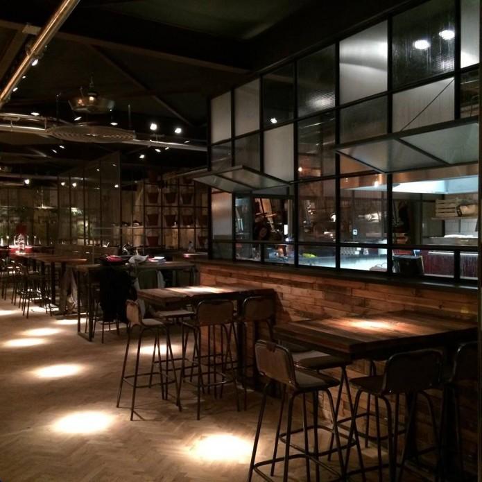 Cafe Restaurant Open Amsterdam