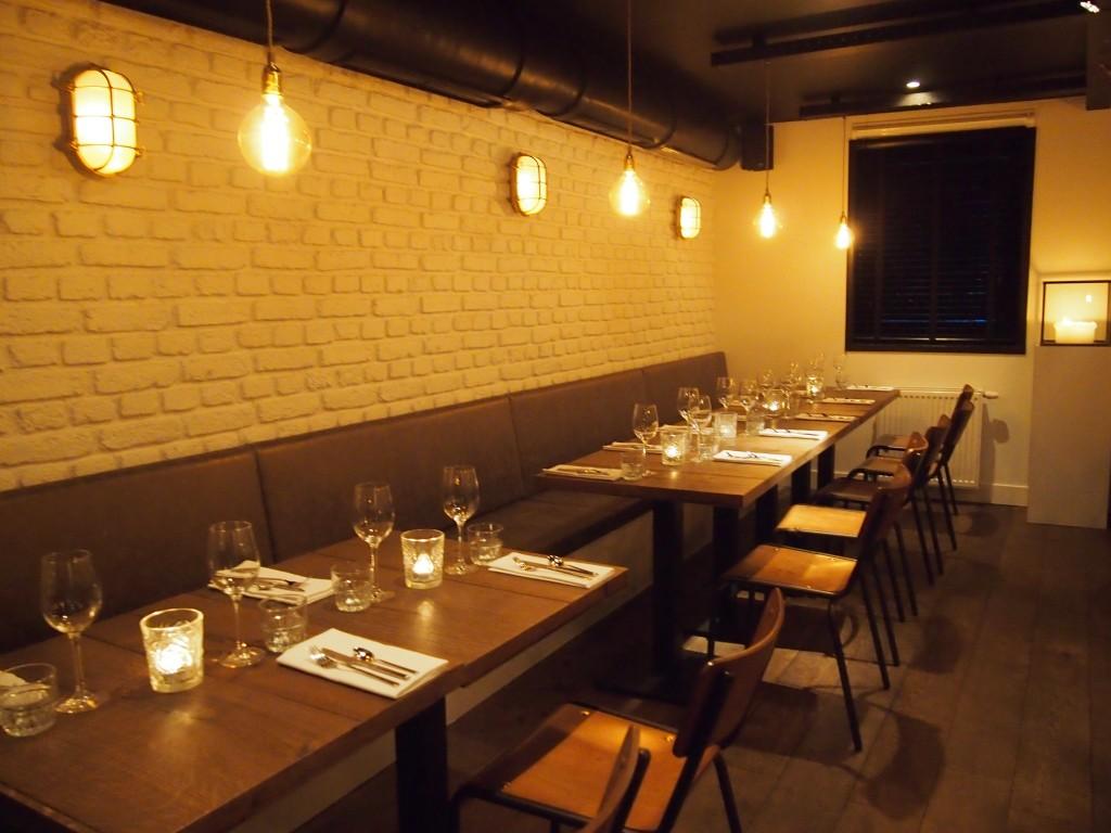 Guts and Glory nieuw restaurant Amsterdam Rembrandtplein Utrechtsestraat