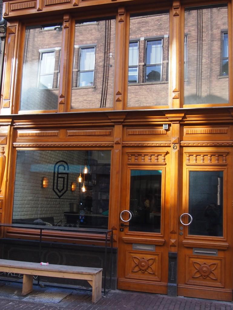 Guts and Glory Amsterdam Utrechtsestraat nieuwe hotspot restaurant