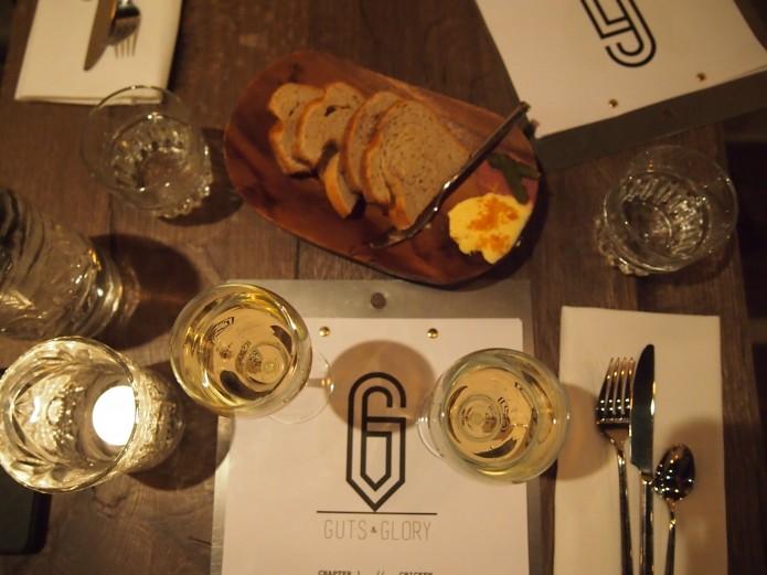 Guts and Glory Amsterdam nieuwe hotspot restaurant Utrechtsestraat