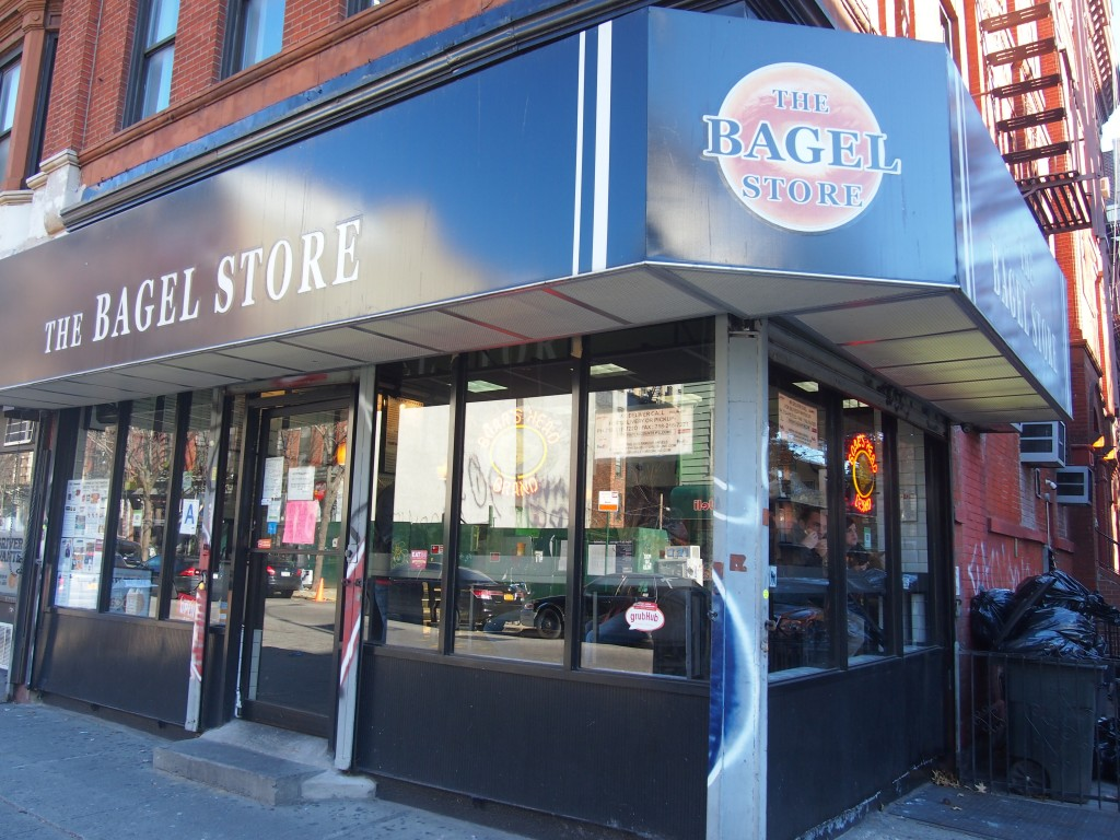 The Bagel Store New York Brooklyn