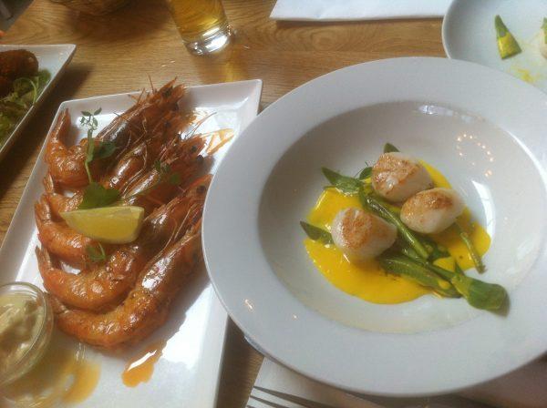 The Seafood Bar Amsterdam Spui nieuw hotspot