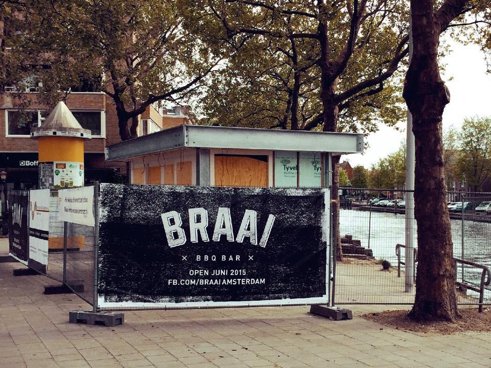 BRAAI BBQ Bar Amsterdam
