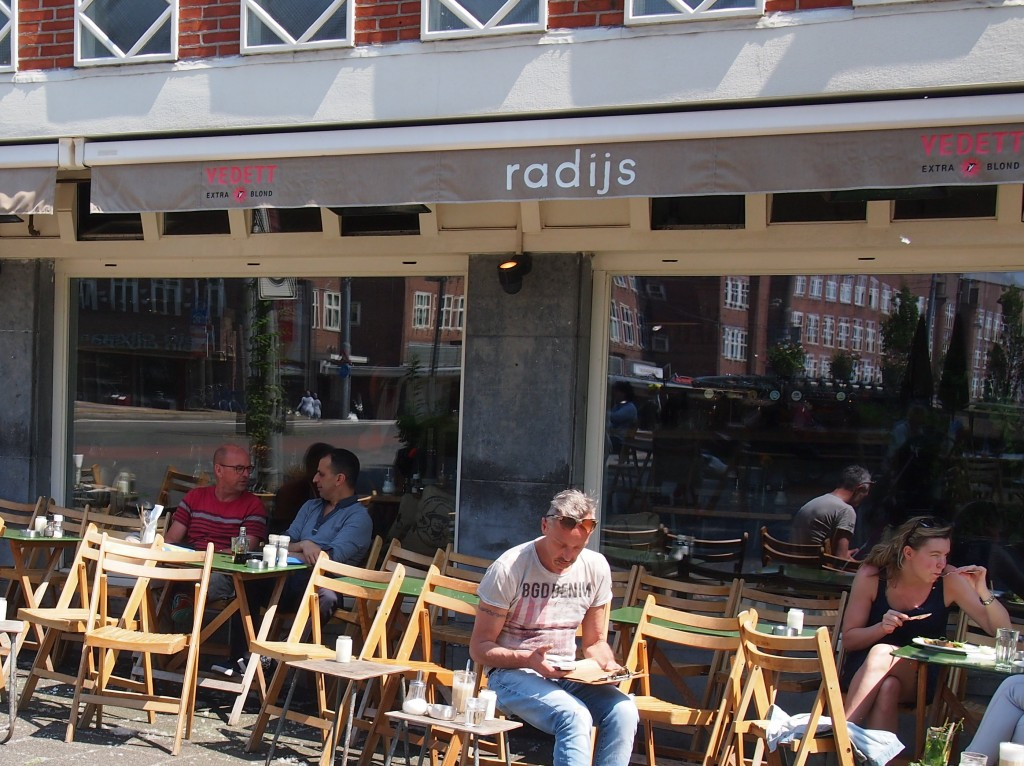 Radijs Amsterdam west