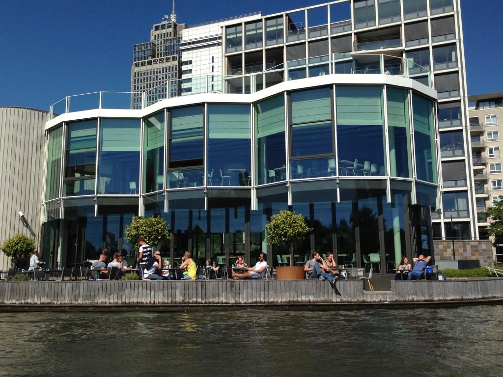 Restaurant Rive Amsterdam