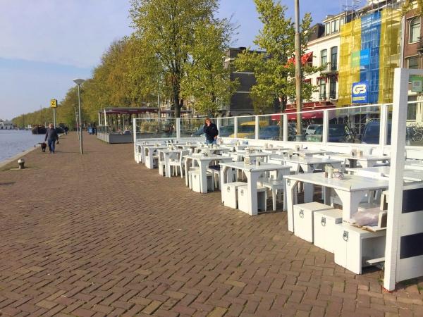 Terras Amsterdam Oost Girasol