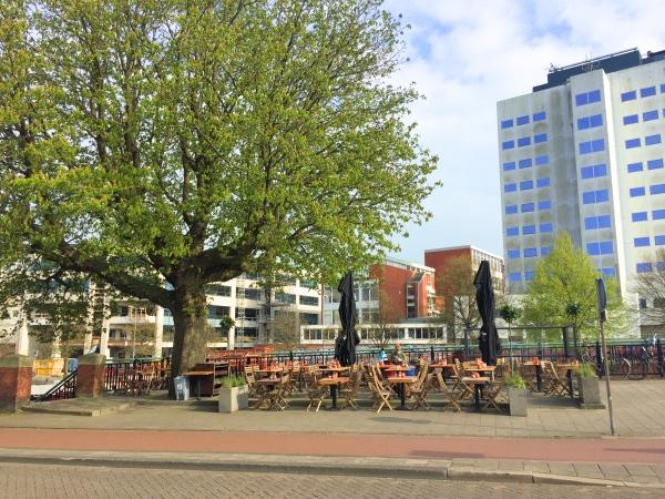 Terras Amsterdam Oost Weesper